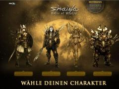 Gratis MMO Fantasy Spiele Shaiya.